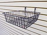 RK-BSK13B Slatwall Accessories basket /6 units