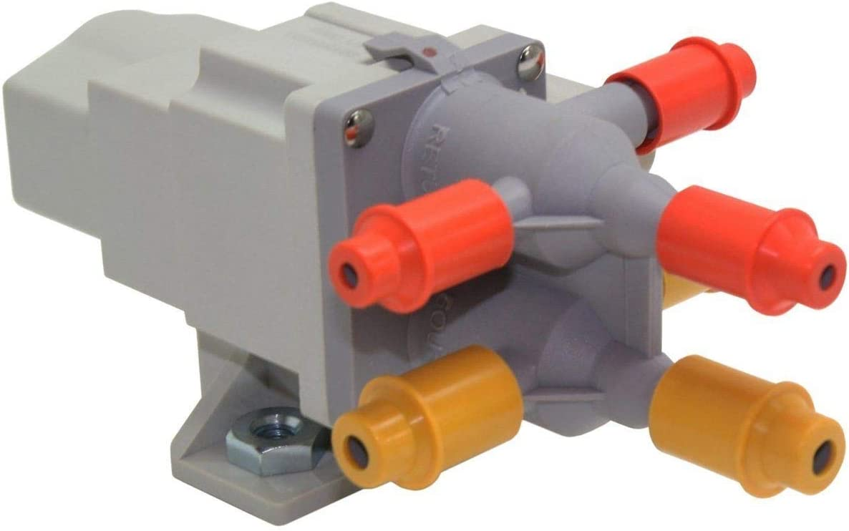 6 Port Fuel Tank Selector Valve Diesel Engines For Ford Super Duty 6.0L 6.4L 6.7L 6.9L 7.3L Diesel Engines 6C3Z-9189-A