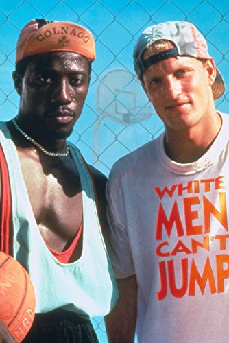 Erthstore 11x17 inch Wall Poster of White Men Can't Jump Wesley Snipes Woody Harrelson