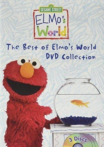 Elmo's World: The Best of Elmo's World, Volume 1 (Best Dvds For Toddlers)