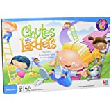 Chutes and Ladders Board Game for 2 to 4 Players Kids Ages 3 and Up (Amazon Exclusive)