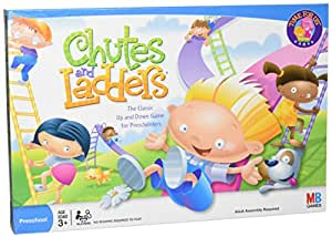 Chutes and Ladders Game (Amazon Exclusive)