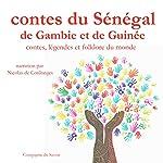 Contes du Sénégal, de Gambie et de Guinée (Contes, légendes et folklore du monde) | Frédéric Garnier
