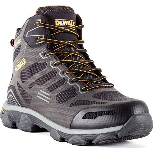 DEWALT DXWP10006 Men's Crossfire Mid (11 D(M) US, Black)