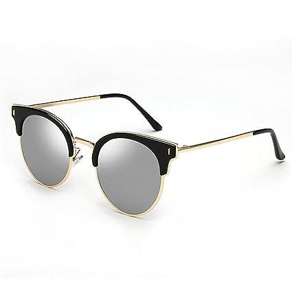 HONEY Lunettes de soleil polarisées Trendy pour femmes - Protection  intégrale UV 400 - 4 couleurs disponibles - Jambes en métal circulaire  Vintage ( Couleur ... b2f5e8cf64f2