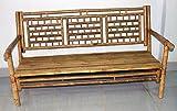Standard Slat Black Bamboo Bench Review