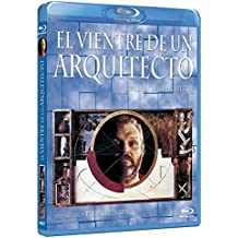El Vientre Del Arquitecto Bd 1987 the Belly of an Architect Blu Ray B