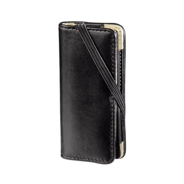 """Hama -""""Delicate"""" Leather Case para iPod nano 5G, Black, 64 x 10 x 112 mm 2"""