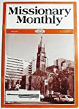img - for Missionary Monthly (Volume 99C Number 1054, January 1994) book / textbook / text book
