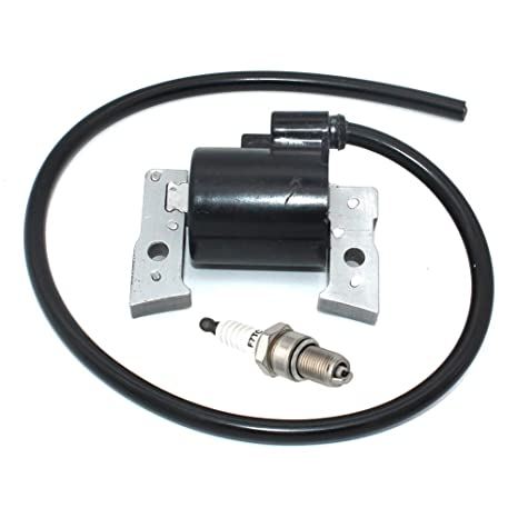 Amazon com : P SeekPro Ignition Coil with Spark Plug F7TC for