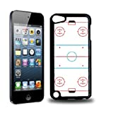 CellPowerCasesTM Ice Hockey Rink Apple iPod Touch 5G Case - Fits iPod 5th Generation
