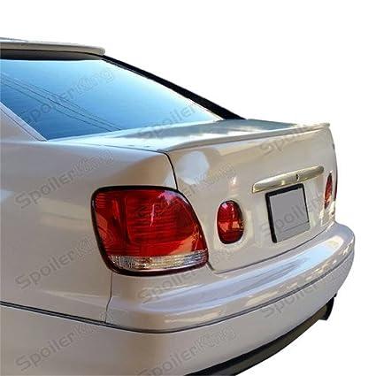 Lexus GS300 / GS400 / GS430 (S160) 1998 2005 Trunk Lip Spoiler (