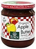 Eden Foods - Organic Apple Butter Spread - 17 oz.