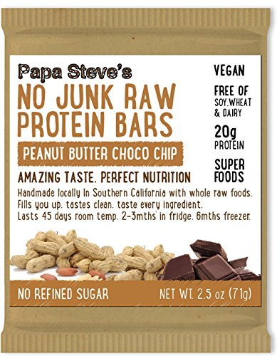 Papa Steves Raw Protein Peanut product image
