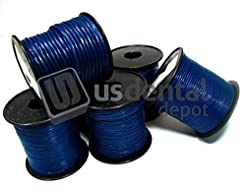 BESQUAL - Wire Wax For Sprues Blue 4.12m...