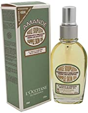 L'Occitane Almond Supple Skin Body Oil, 3.3 Fl Oz
