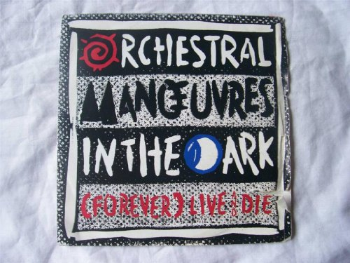 OMD (Forever) Live And Die UK 7