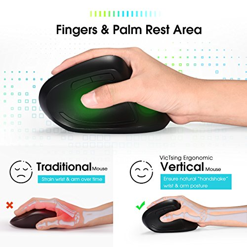 Buy ergonomic mouse for large hands