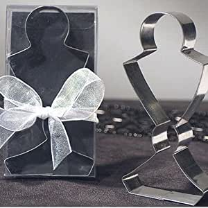 Chalice Cookie Cutter in Clear Box with White Ribbon
