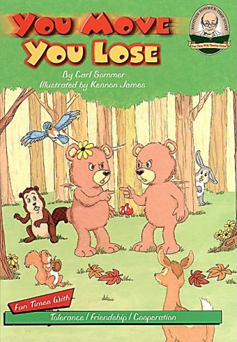 Another Sommer-Time Story: You Move You Lose with CD Read-Along (Another Sommer-Time Story Series) by Advance Publishing, Inc.