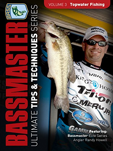 Ultimate Tips & Techniques Series Vol. 03 - Topwater Fishing