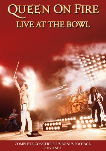 DVD : Queen - On Fire Live at the Bowl (2 Disc)