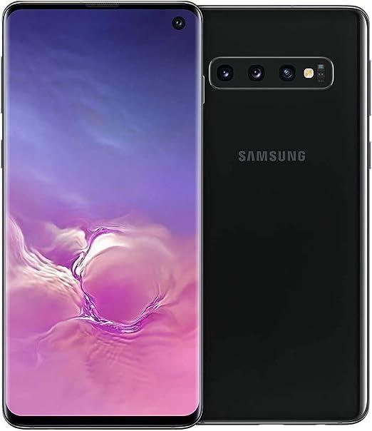 Samsung Galaxy S10 Enterprise Edition Smartphone Sm G973f 15 5 Cm 6 1 8 Gb 128 Gb 12 Mp Android 9 0 Schwarz Amazon De Elektronik