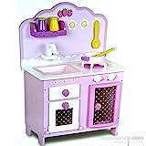 Serra Baby Educational Wooden Strawberry Kitchen Set