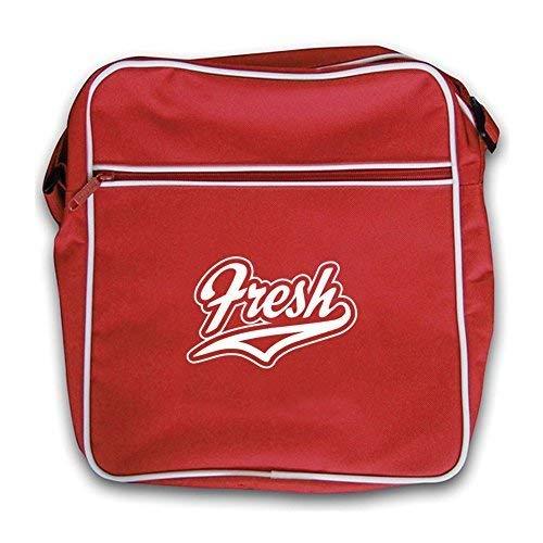 Retro Fresh Bag Flight Dressdown Red gBw5Awxpq