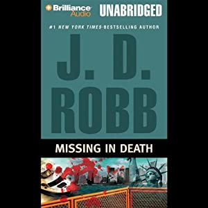 Missing in Death Hörbuch