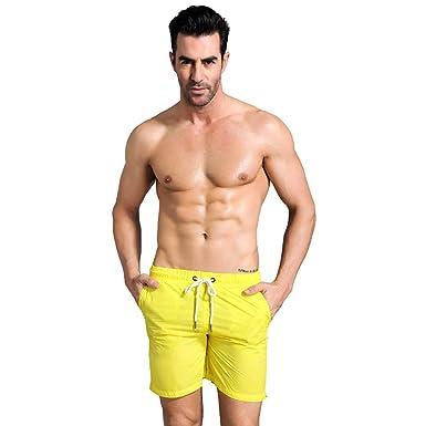 ENCOCO Pantalones Cortos de Entrenamiento Ligeros para ...