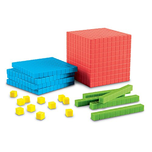 Learning Resources Brights Base 10 Starter Set