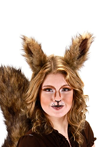 elope Deluxe Oversized Squirrel Ears -