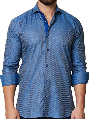 italian style dress shirt - 1