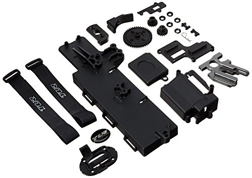 E-conversion Radio Tray - Team Losi 8IGHT Electric Conversion Kit Hardware Package