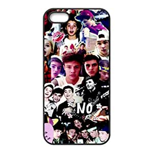 Magcon boys edits Phone Case for Iphone 5s