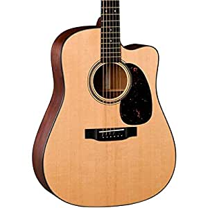martin dc16gte acoustic electric guitar with hardshell case musical instruments. Black Bedroom Furniture Sets. Home Design Ideas