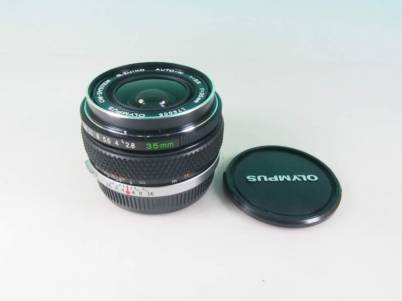 Olympus MFレンズ OM 35mm F2.8   B009DTOD9S
