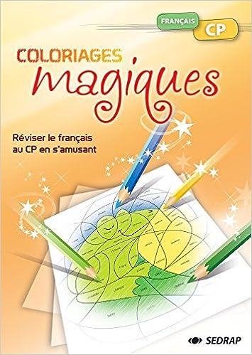 Coloriage Francais Cp.Coloriages Magiques Francais Cp Amazon Co Uk Marie Laure Lamotte