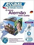 ASSiMiL O novo Alemão sem custo - Deutsch als Fremdsprache: Deutschkurs in portugiesischer Sprache - Lehrbuch + 4 Audio-CDs +1 mp3-CD