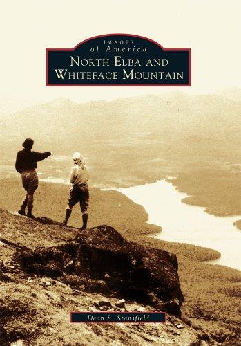 North Elba and Whiteface Mountains (NY)   (Images of - Adirondacks Lake Mirror