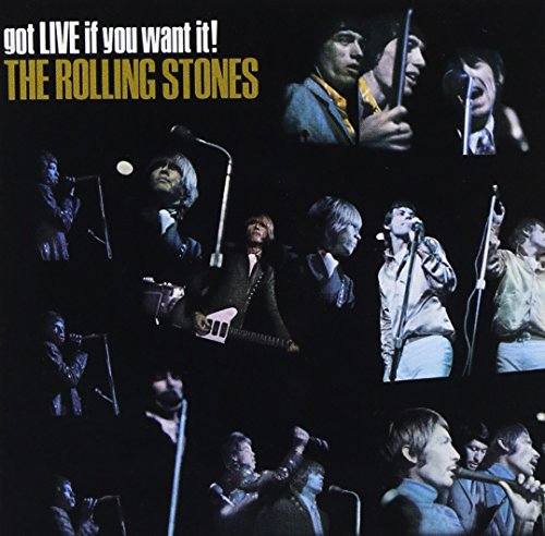 CD : The Rolling Stones - Got Live If You Want It (CD)