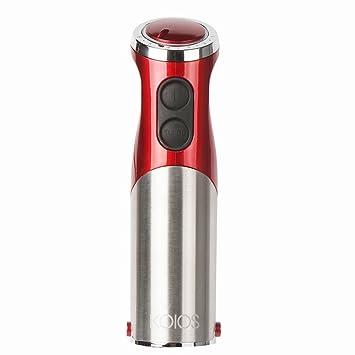 Koios Motor de batidora de mano accesorio de repuesto (unidades)-Rojo 500 W