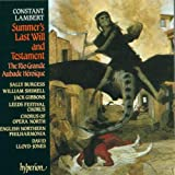 Constant Lambert: Summer's Last Will and Testament / The Rio Grande / Aubade Heroique (1991-10-20)