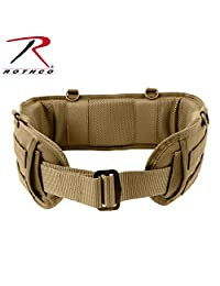 Rothco Tactical Battle Belt, Coyote Brown - Large