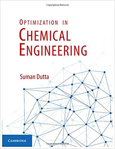 Buy Optimization in Chemical Engineering Book Online at Low Prices