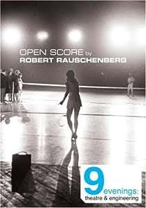 E.A.T. and ARTPIX: Open Score by Robert Rauschenberg