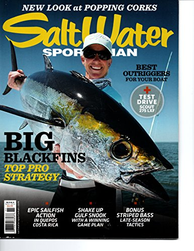 Salt Water Sportsman November 2014 Big Blackfins