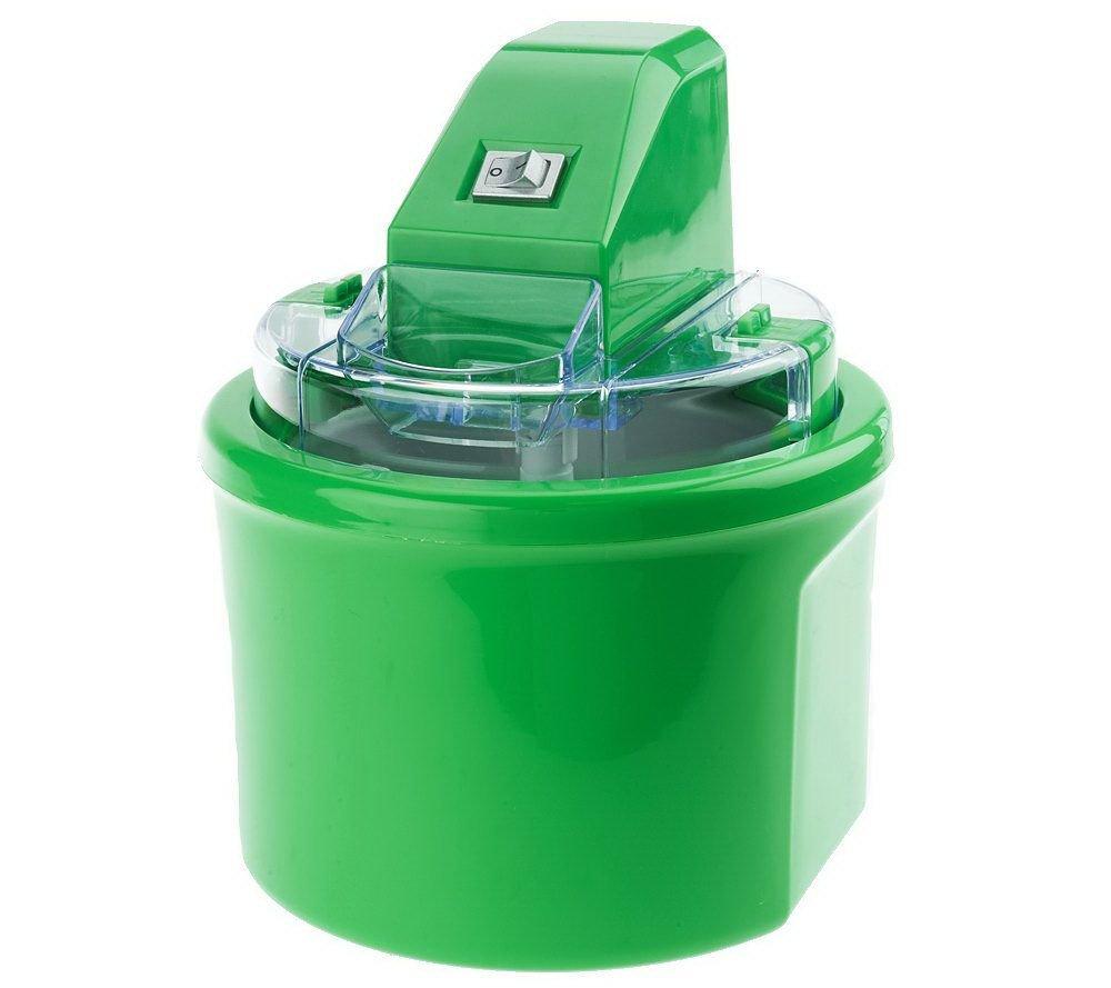 Cooks Essentials 1 qt Fully Automatic Ice Cream Maker - Green