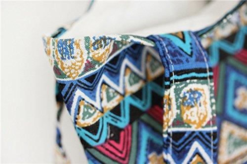 Catkit Vintage Womens Ethnic Design Tote Handbag Shoulder Bag
